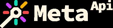 Meta api_Wordmark_Soft yellow