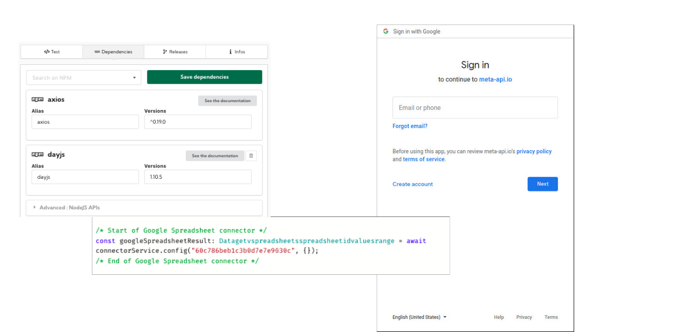 Oauth exemple 2